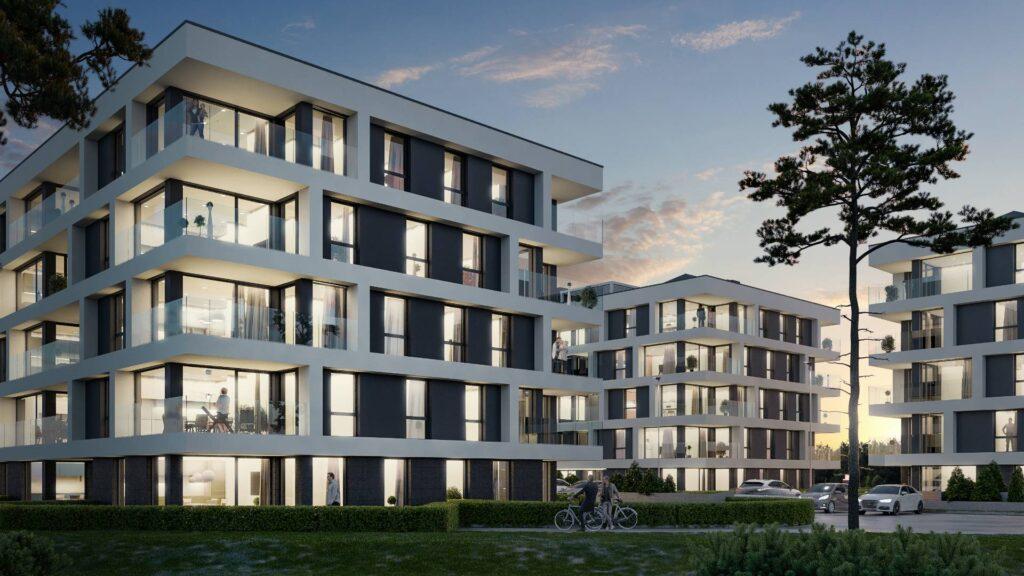 Arco Premium Lubin deweloper investicity nowe mieszkania bezczynszowe