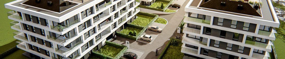 eweloper Lubin investicity zielone apartamenty Lubin nowe mieszkania bezczynszowe
